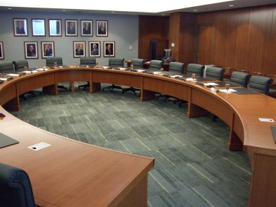 Scott & White Foundation Boardroom